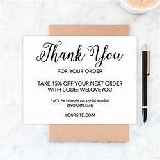 thank you card template business free printable thank you cards for business chicfetti