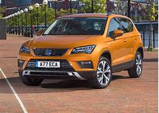 seat ateca suv review parkers