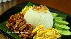 Gambar Nasi Uduk Putih Vina Gambar