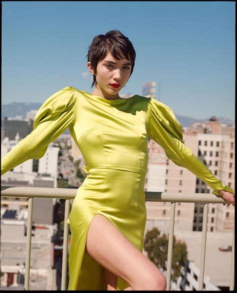 Rowan Blanchard Nude