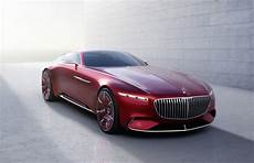 Mercedes Maybach Vision 6 Concept Leaks Out Early