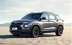 All New Chevrolet Trailblazer 2020 by 2020 Chevrolet Trailblazer Announced In China The Car