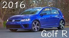 mk7 golf r 2016 vw golf r mk7 review