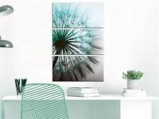 leinwand schlafzimmer wandbilder pusteblume leinwand bilder wohnzimmer