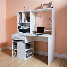 home office computer furniture south shore annexe home office computer desk pure white
