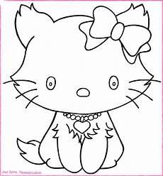 dessin facile chat coloriage chat facile 224 imprimer bondless