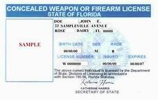 pa shooter with fl ccw license proves what the about guns