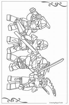 lego ninjago free printable coloring pages for children