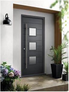 Large External Doors by Jci Ultimate Malmo External Hardwood Glazed Door Grey 1981