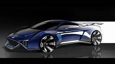 auto motor car design sketch drawing audi rsq e
