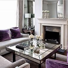 purple and gray living room decor girly decor with images living room purple