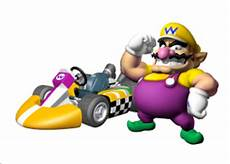 mario kart wii personnages mario kart wii personnages disponibles wario de