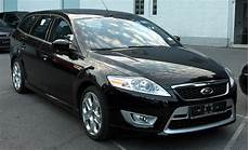 ford mondeo 2 file ford mondeo turnier 2 5t front jpg