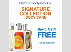 bath and body promotional codes free shipping