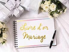 Livre D Or Mariage Cr 233 Er Livre D Or Mariage Personnalis 233
