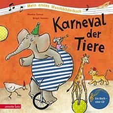 karneval der tiere g g kinderbuchverlag