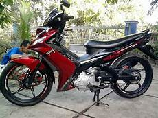 Modifikasi Warna Jupiter Mx by Modifikasi Warna Jupiter Mx Thecitycyclist