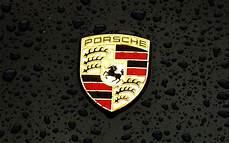 ax15 porsche logo emblem car illustration wallpaper