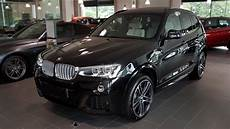 2017 bmw x3 xdrive30d modell m sport bmw view youtube