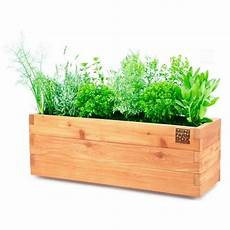 design of wood planter boxes for big plants