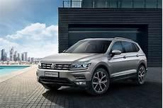 Volkswagen Tiguan Allspace 7 Seater Revealed In