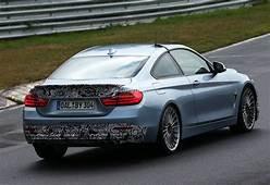Spyshots 2014 Alpina B4 Biturbo Coupe F32 BMW 4 Series