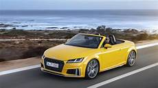 2019 audi tt top speed