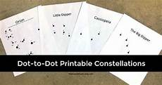dot to dot printables constellations for kids the moments at home