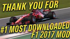 F1 2017 Mods - the 1 most downloaded f1 2017 mod