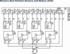 2006 memory seat module wiring diagram repair guides