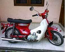 Modifikasi Motor Honda 70 by Gambar Modifikasi Motor Honda 70 Klasik