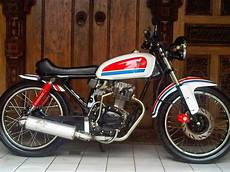 Modif Trail Jadul by Thunder Modifikasi Trail Jadul Thecitycyclist