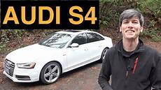 2014 audi s4 review test youtube
