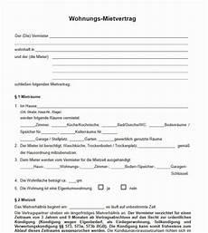 Mietvertrag Garage Muster by Mietvertrag Garage Kostenlos Ausdrucken Beseelt