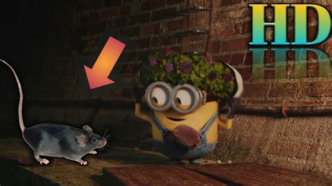 my noisy rat minions