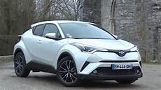 Toyota Chr Distinctive Essai Toyota C Hr 122h Distinctive 2017