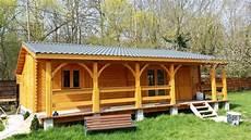 vente de chalet en bois habitable chalet en bois habitable 50m2 l habis
