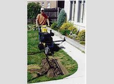 Want to install underground sprinkler system? Line Ward L2