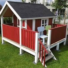 Spielhaus Bauanleitung Spielhaus Garten Kinder