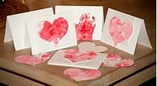 kinder malen und basteln 187 gl 252 ckwunschkarten zum valentinstag