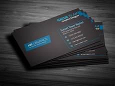 business card template doe business card on behance