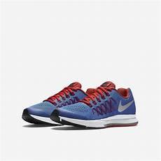 nike boys air zoom pegasus 32 running shoes blue
