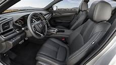 2020 Honda Civic Sport Touring Interior