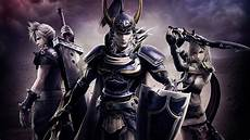warrior of light cloud strife lightning dissidia final fantasy nt 4k 5590