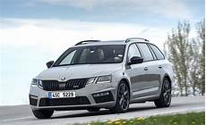 Skoda Octavia Combi Rs Specs Photos 2017 2018 2019