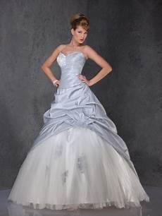 robe de mariée grise et robe de mari 233 e gris perle
