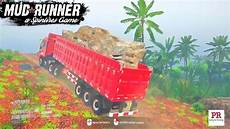 spintires mudrunner faw truck carrying rocks in wuzhi