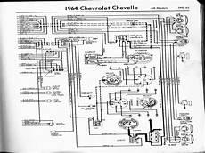 1964 Chevy El Camino Wiring Diagram Wiring Forums