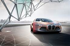 Bmw Vision Next 100 Concept Headlines Centenary