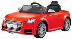 jamara elektroauto 187 ride on audi tts roadster 171 f 252 r kinder